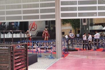Roppongi Hills | Avengers Premire