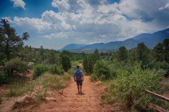 summer in Colorado Springs