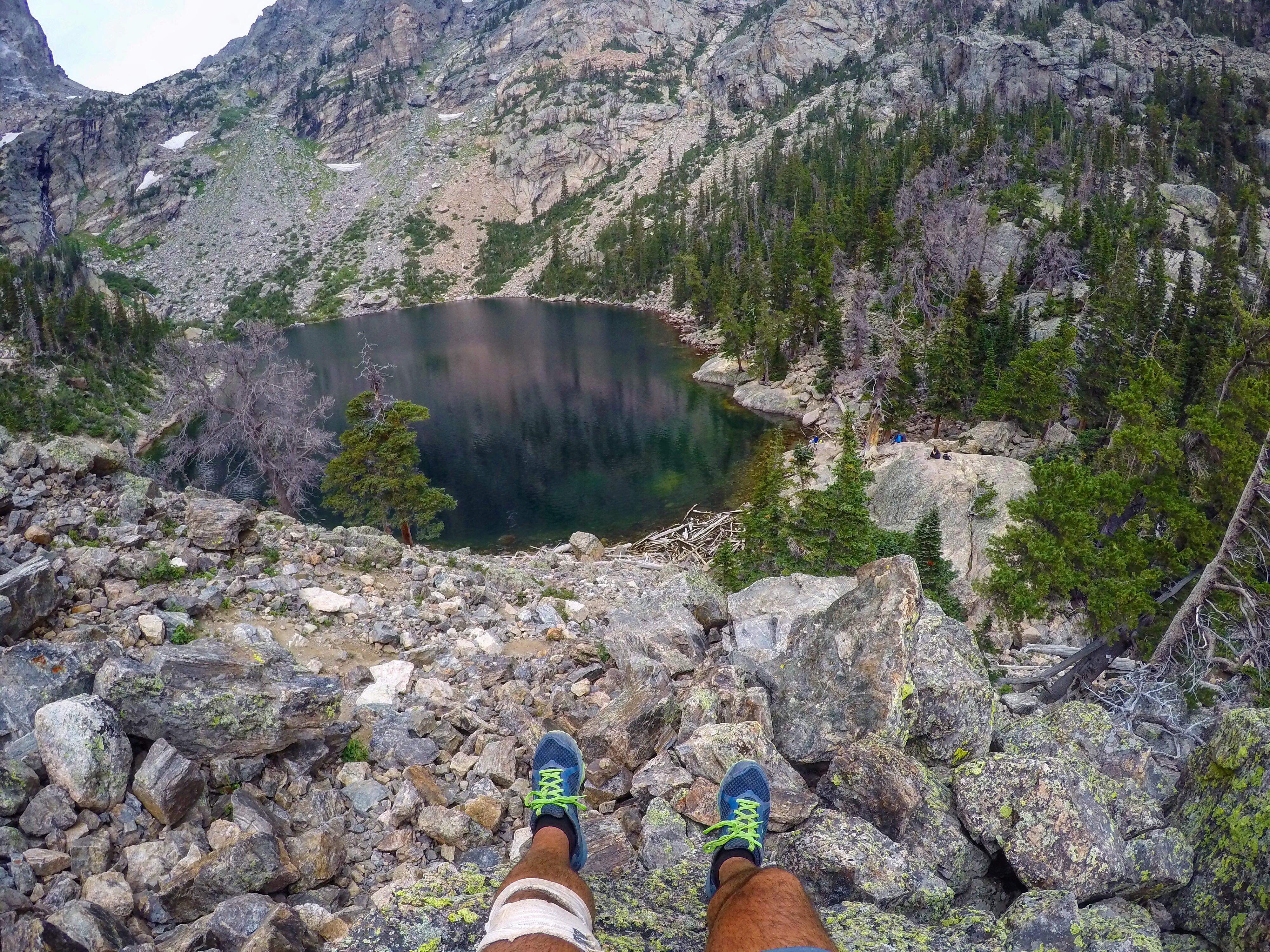 Emerald Lake - Bear Lake trailhead
